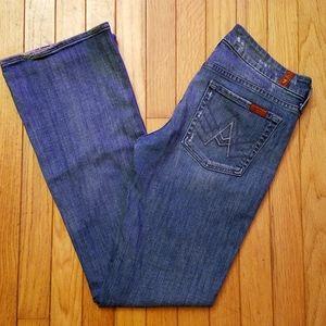 7FAM A Pocket sz 27 jeans